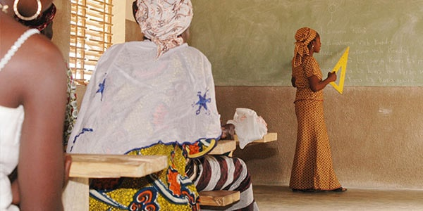 A NEW PROGRAM FOR WOMEN'S LEADERSHIP - MORE THAN 15,000 WOMEN BENEFICIARIES - l'Occitane
