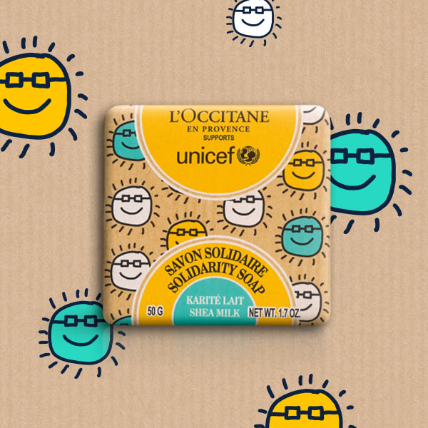 L'OCCITANE FOR UNICEF