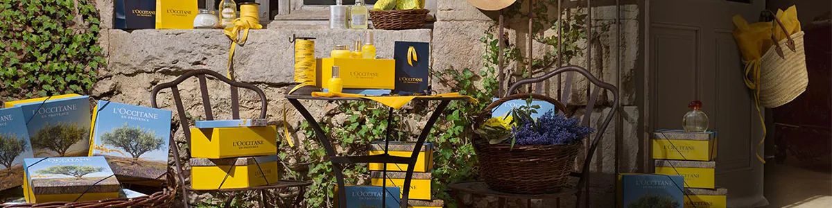 Art of Gifting - Personalized gifts - L'occitane