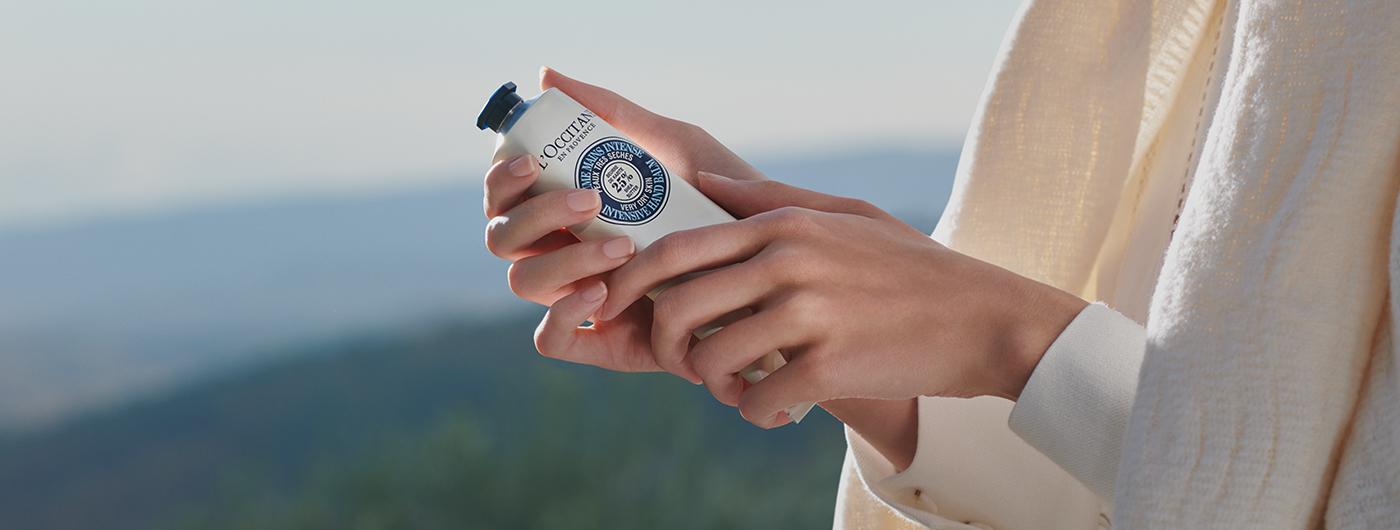 Hand care - Shea hand cream - l'Occitane