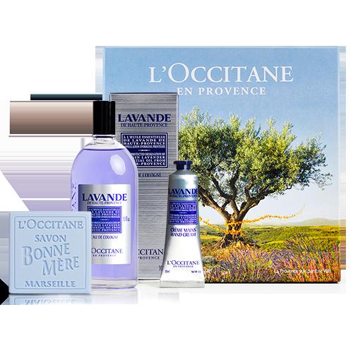 Presente Águas da Provence Lavanda