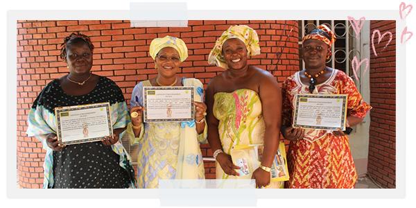promouvoir l'entrepreneuriat des femmes