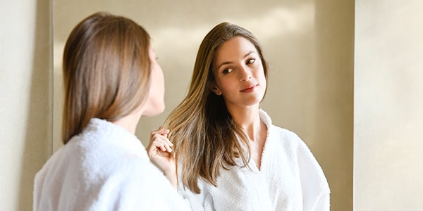 Řada na suché a poškozené vlasy -  Zklidněte mastné vlasy - L'Occitane