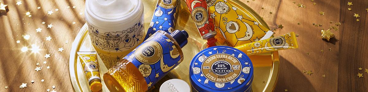Umění dárkového balení L'OCCITANE - Exkluzivní dárky - L'Occitane