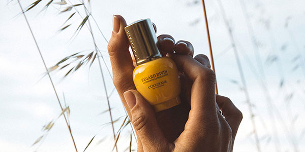 Repair after summer - Focus your gaze - l'Occitane