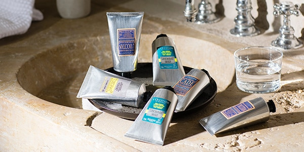 which shaving product is best for your skin - AFTER SHAVE - l'Occitane