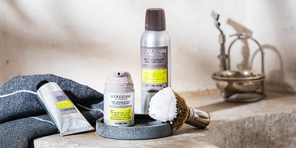Which shaving product is best for your skin - SHAVING GEL - l'Occitane