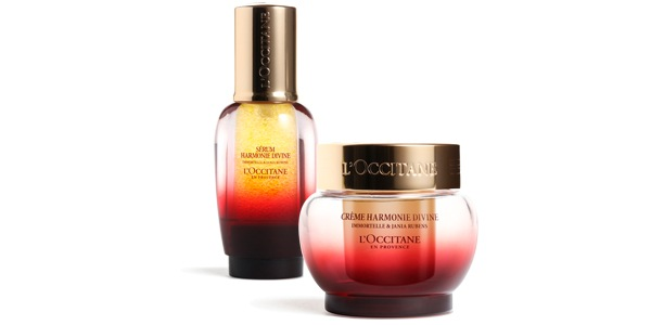Massage your skin - Almond scrub - l'Occitane