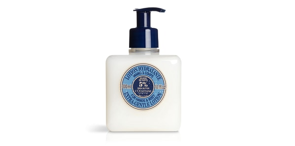 L'OCCITANE hand lotion