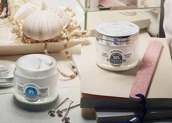 Shea Butter Face Care collection | L'OCCITANE Malaysia