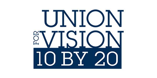 UNION FOR VISION 齊來承諾得到光明!