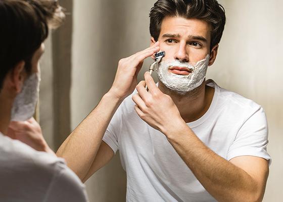 borotválkozás előtt és utánázsiai darab szexvideó