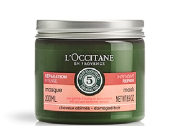 Haire care routine - Aromachology control styling prep-cream - l'Occitane