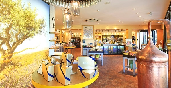 Factory tour - STORE - l'Occitane