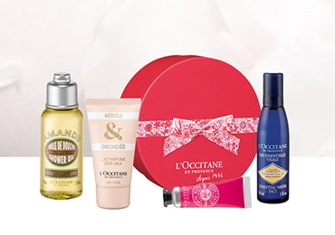 GIVE BEAUTY THIS MOTHER'S DAY - SWEET ATTENTIONS - l'Occitane
