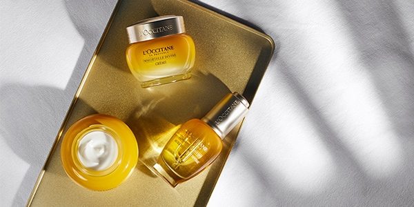Repair after summer - Restore your face skin's natural barrier  - l'Occitane