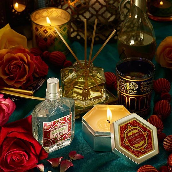 HOME COLLECTION - Fragrances from Provence - L'Occitane