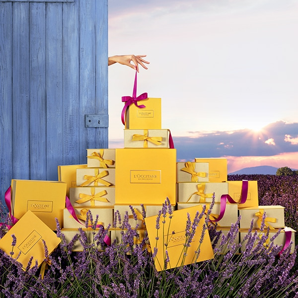 Gifts ideas - l'occitane