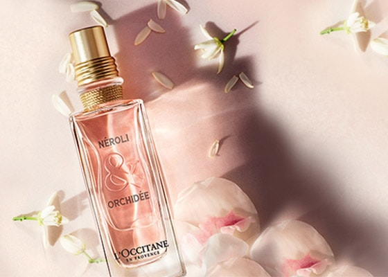 GIVE BEAUTY THIS MOTHER'S DAY - THE ABSOLUTE FEMINITY Néroli & Orchidée - l'Occitane
