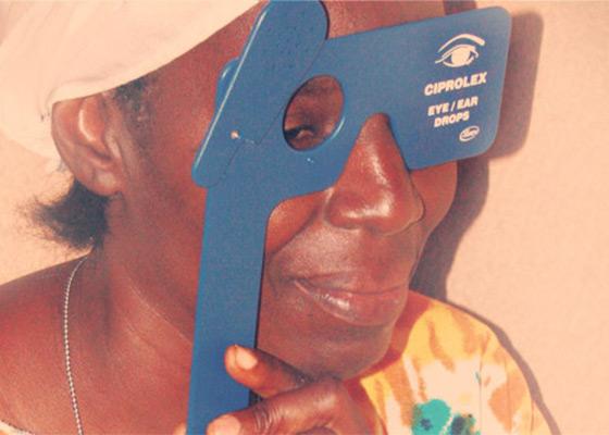 HELP FIGHT AVOIDABLE BLINDNESS - L'OCCITANE FOUNDATION - L'Occitane