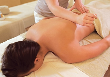 body massage - spa L'Occitane