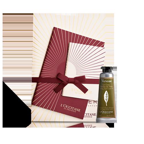 Presente de Natal Caderno Verbena