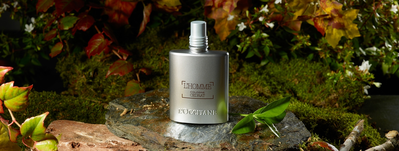 Fragrance -  Homme Cologne Cedrat - L'Occitane