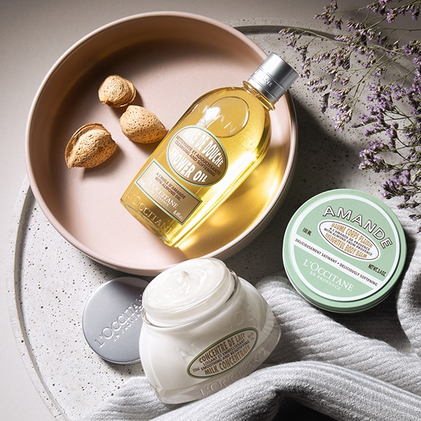 BODY CARE - Beauty tips - l'Occitane