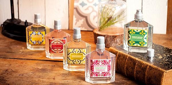 parfums d'ambiance - L'OCCITANE