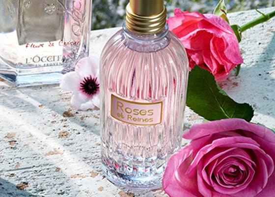 L'occitane's perfect fragrance for you