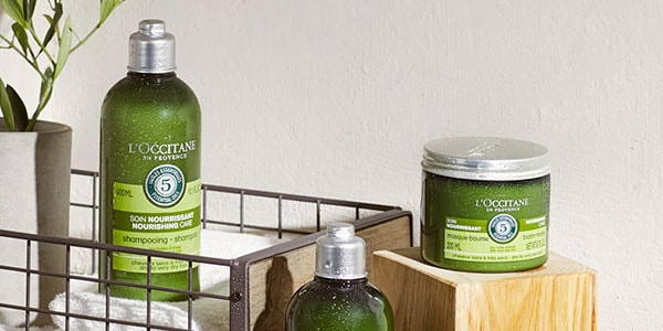 Nourishing  - Aromachologie Nourishing Shampoo - l'Occitane