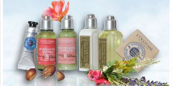 PROVENCE BEAUTY CLUB - EXCLUSIVE WELCOME GIFT - L'Occitane