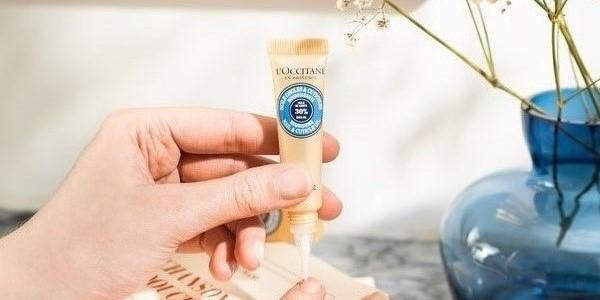 Nail care - Shea butter hand care routine - L'Occitane
