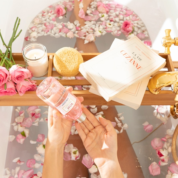 ROSE COLLECTION - Inspired by Love! - l'Occitane