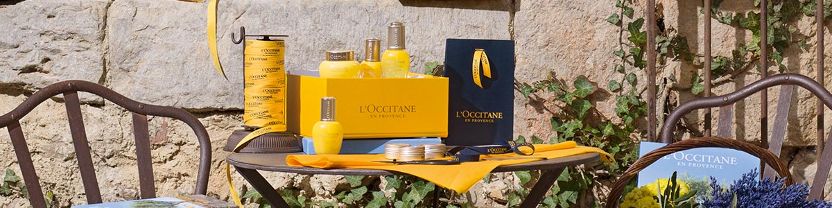 Art of gifting - Personalize your gift - l'Occitane