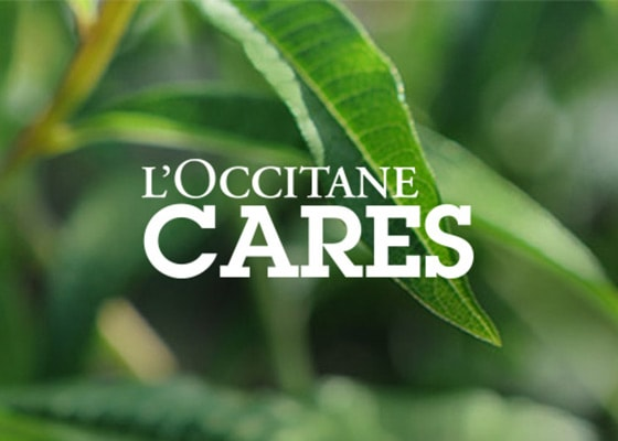 Celebrate the beauty of nature - L'OCCITANE DBA O ŚRODOWISKO - l'Occitane