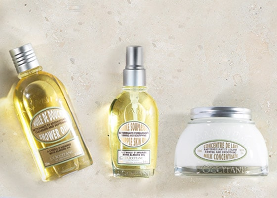 GIVE BEAUTY THIS MOTHER'S DAY - OFFER A PAMPERING BREAK Sensorial and relaxing - l'Occitane