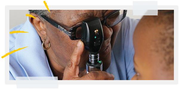 Combater a cegueira evitável no Burkina Faso | L'OCCITANE