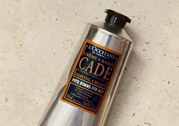 Aftershave - Cade after shave cream - l'Occitane