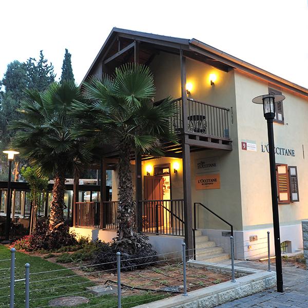 ספא ל'אוקסיטן במתחם שרונה בתל-אביב