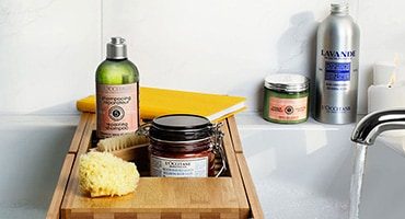 L'Occitane en Provence - Spa day at home