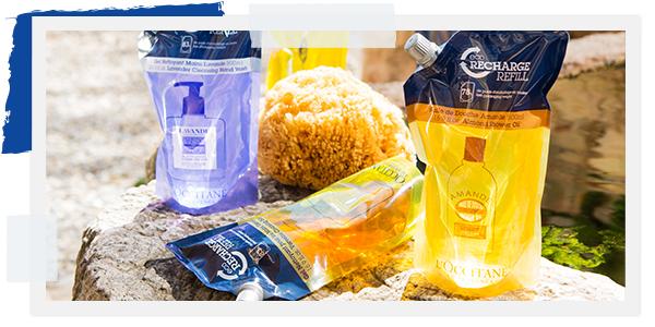 eco-refills cosmetica