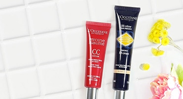 L'Occitane en Provence - BB and CC creams