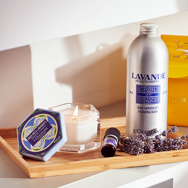 HOME FRAGRANCES - Art of Gifting - L'Occitane