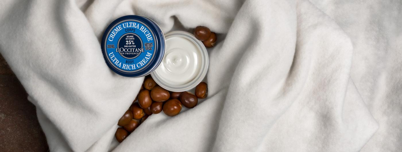 Body Care - Shea butter ultra rich body cream - L'Occitane