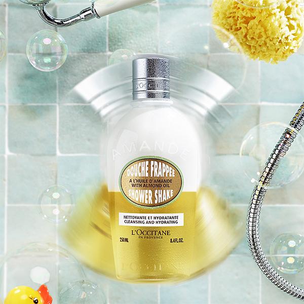 Almond Shower Shake - L'Occitane Australia