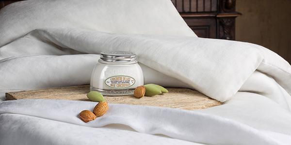 Uyanın ve besleyin - Almond milk concentrate - l'Occitane