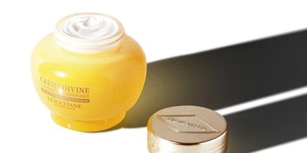 Crema Divina - producto anti-edad - l'Occitane