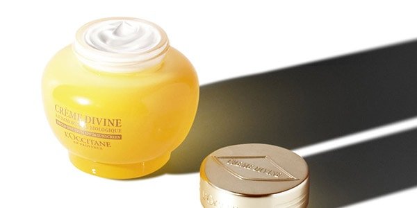 Kem Divine - sản phẩm chống lão hóa - l'Occitane
