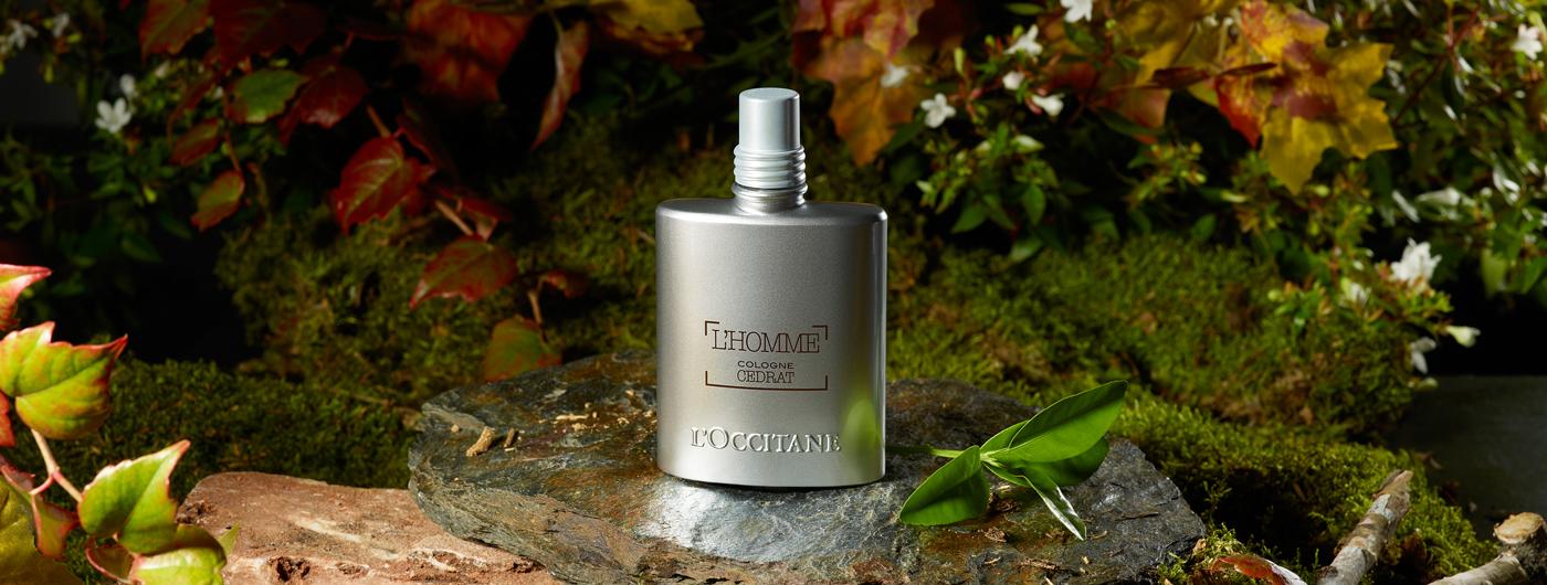 Men Fragrances - L'homme Cologne Cedrat - l'Occitane